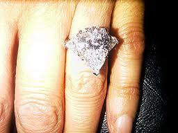 Bethenny Frankel - Engagement Ring