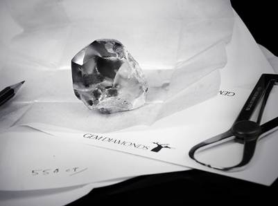 Letseng Star Diamond