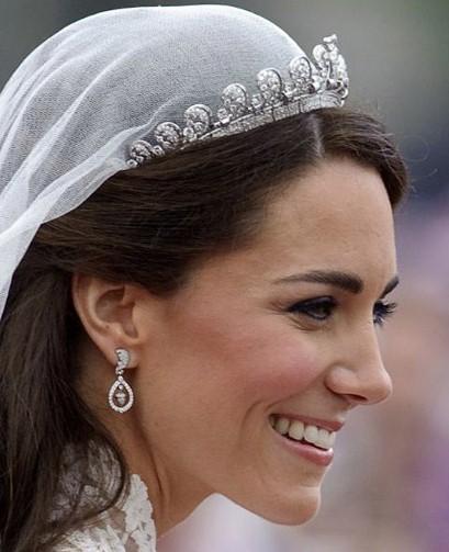 Kate Middleton Diamond's