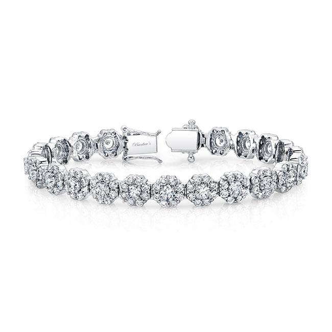 Diamond Bracelet 7855B