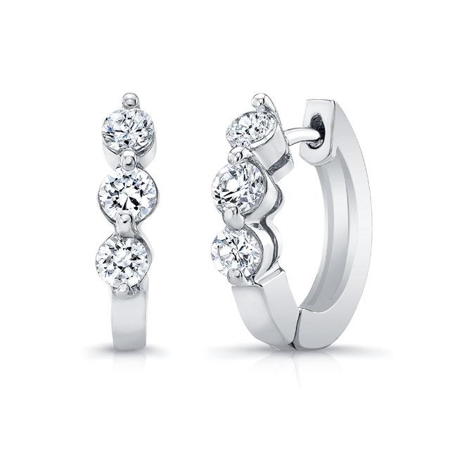 Diamond Earrings 5446ER