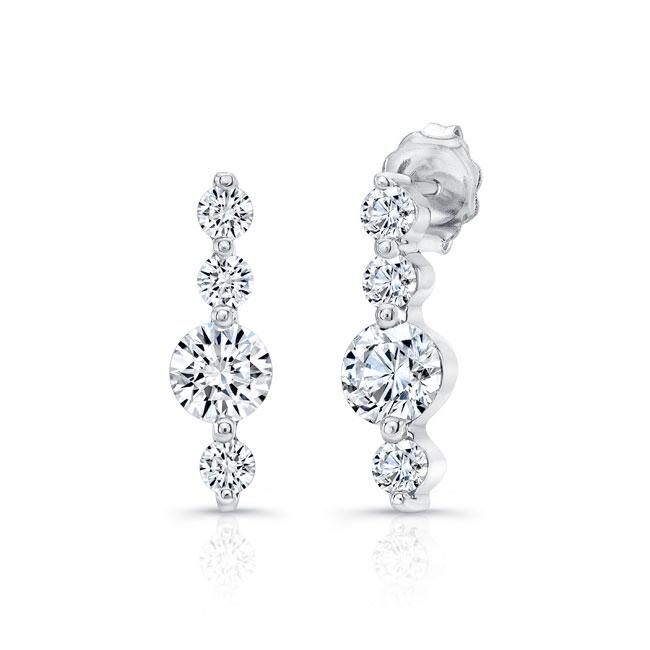 Diamond Earrings 5863ER