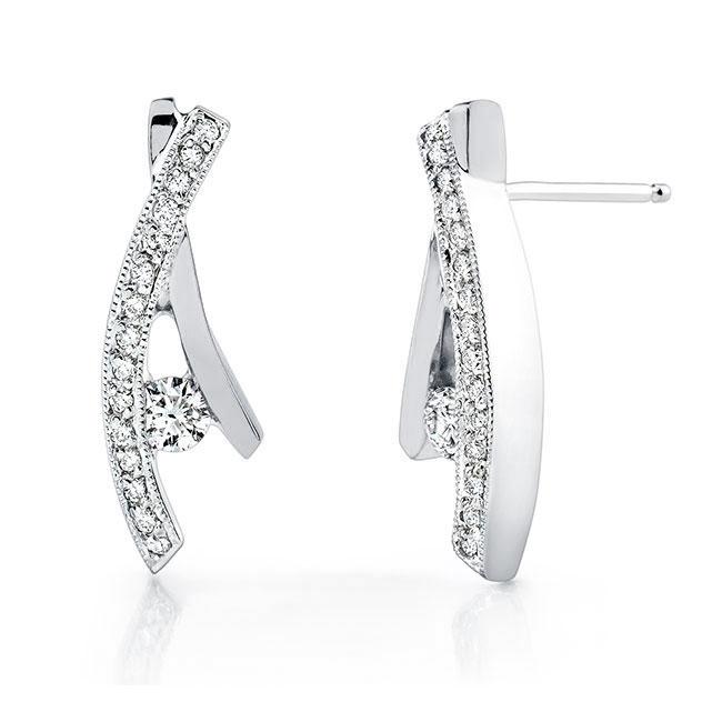 Diamond Earrings 6728ER