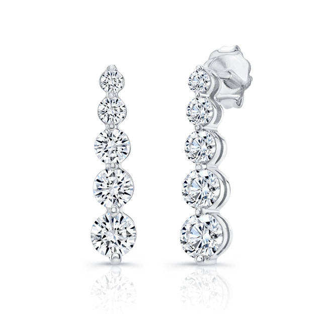 Diamond Earrings 6960ER
