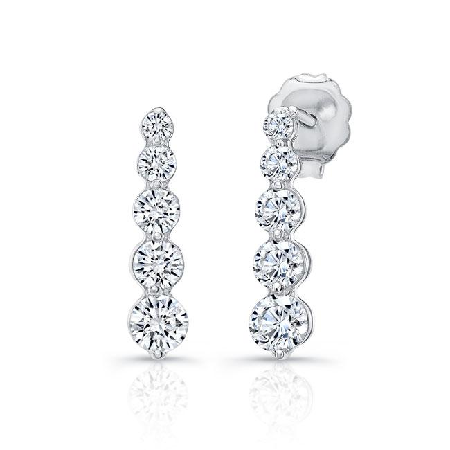 Diamond Earrings 6961ER