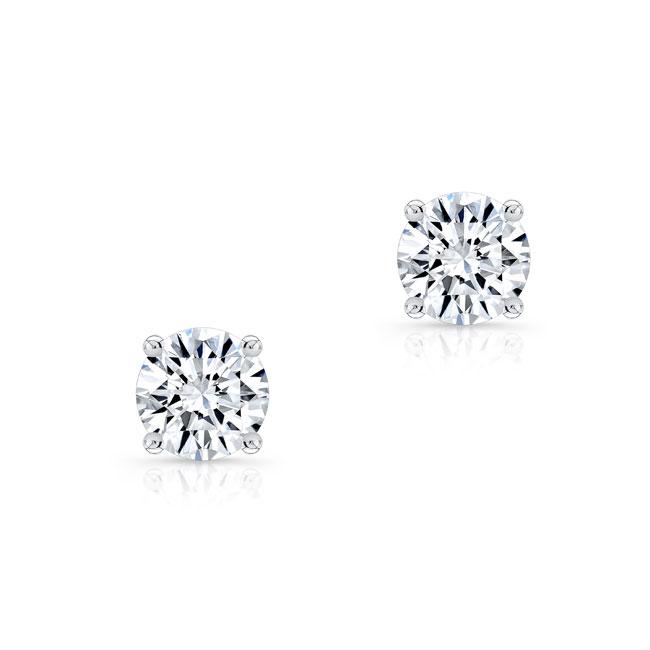 0.75ct. Diamond Studs 8098ER75 Image 2