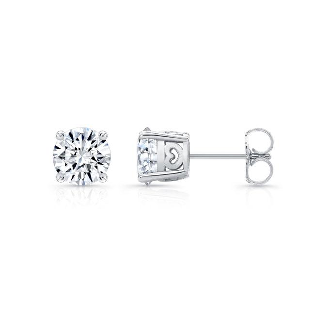 0.75ct. Diamond Studs 8098ER75 Image 1