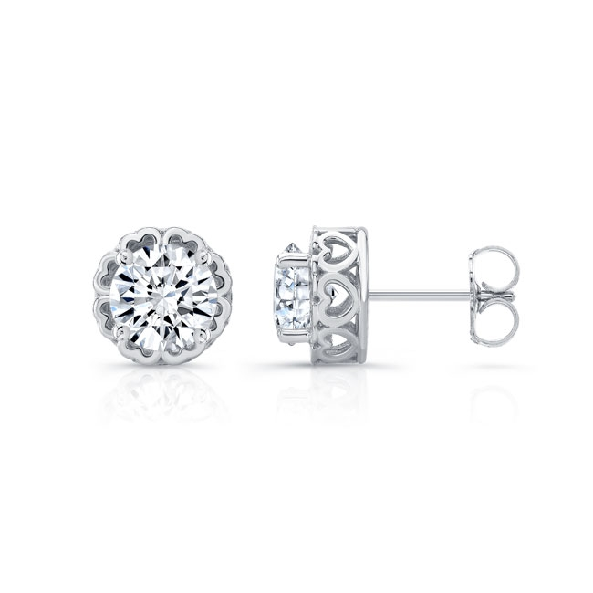 1.00ct. Diamond Studs 8099ER100