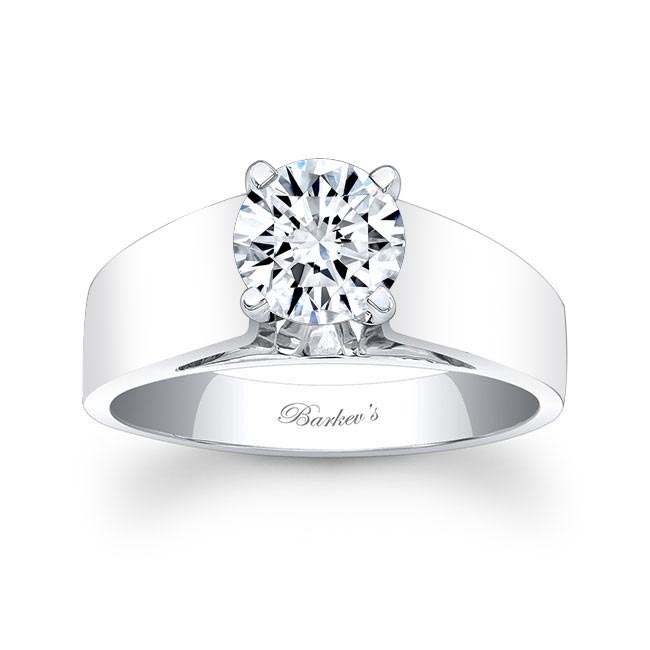 Solitaire Engagement Ring 2304L Image 1