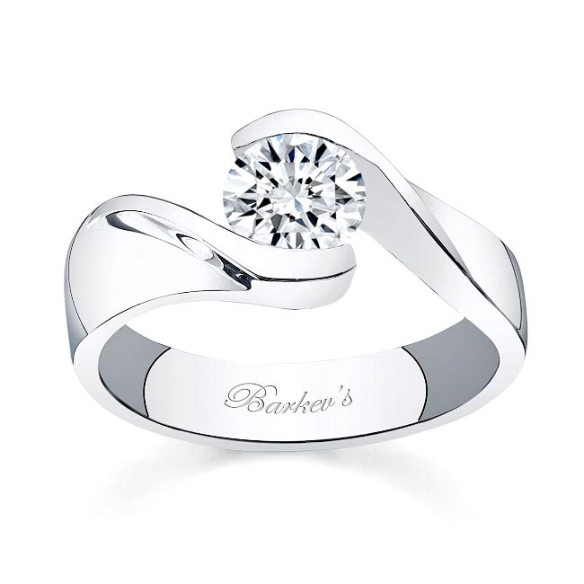 Solitaire Engagement Ring 2313L Image 1