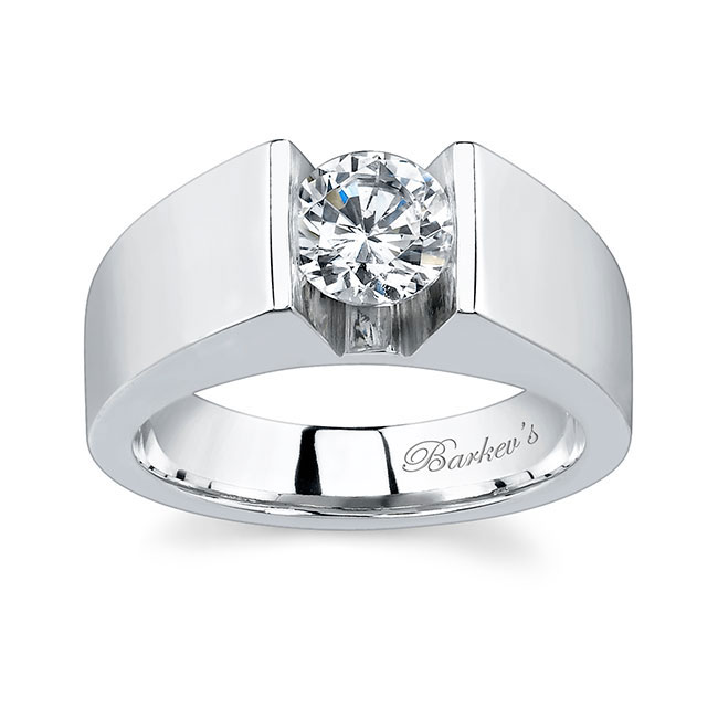 Solitaire Engagement Ring 3702L