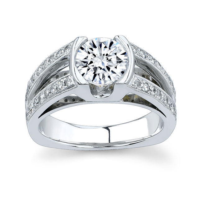 Diamond Engagement Ring 4778L Image 1