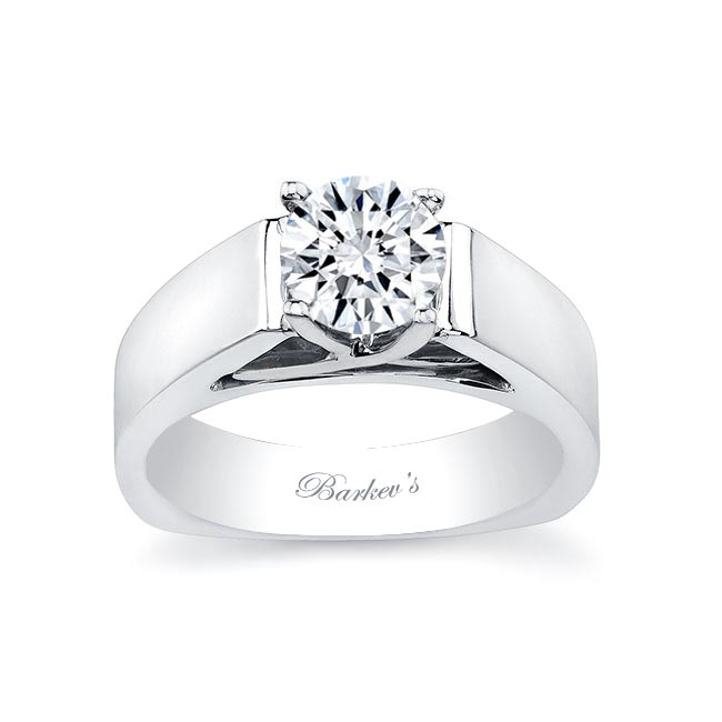Solitaire Engagement Ring 4801L
