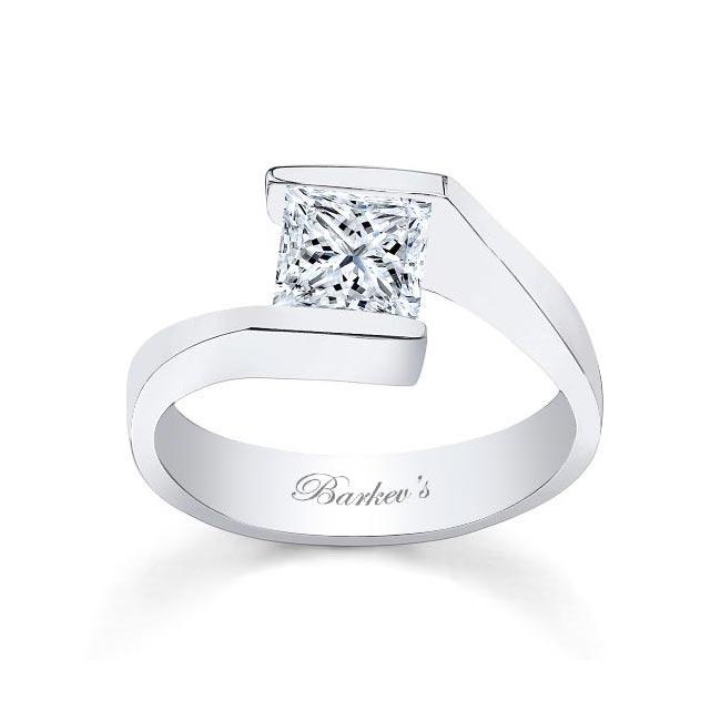 Diamond Solitaire Ring 4891L