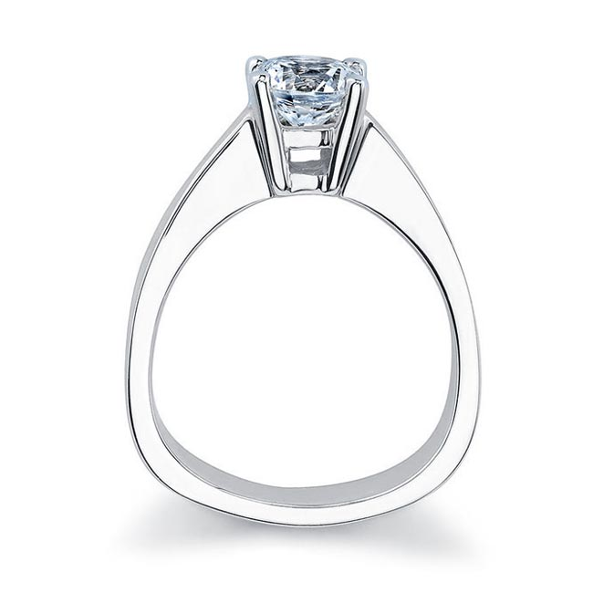 Solitaire Engagement Ring 6062L Image 2