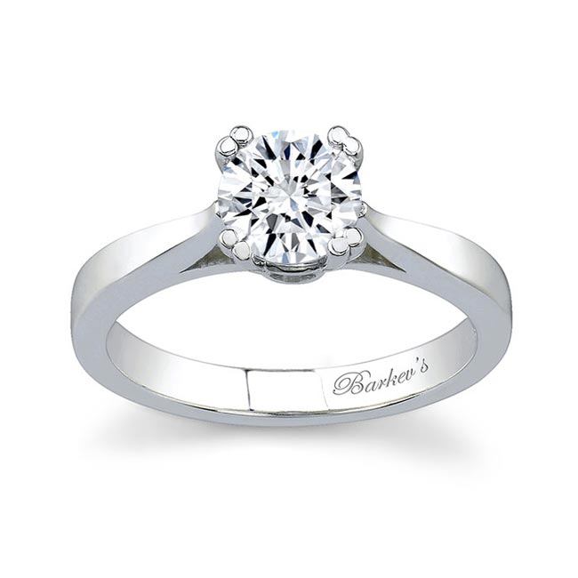 Solitaire Engagement Ring 6662L
