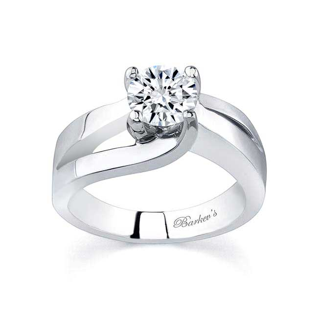 Solitaire Engagement Ring 6819L