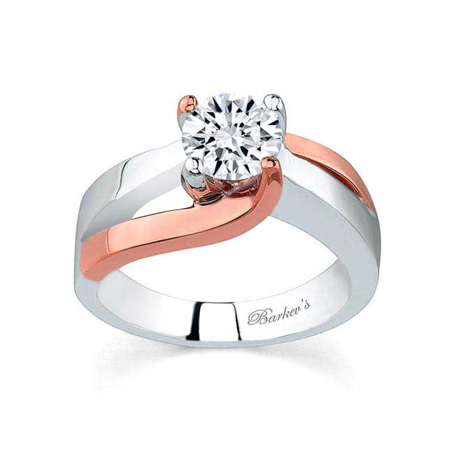 Solitaire Engagement Ring 6819L Image 1