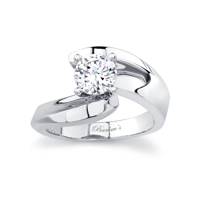 Solitaire Engagement Ring 6835L