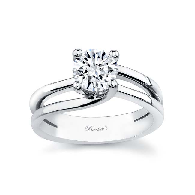 Solitaire Engagement Ring 6884L