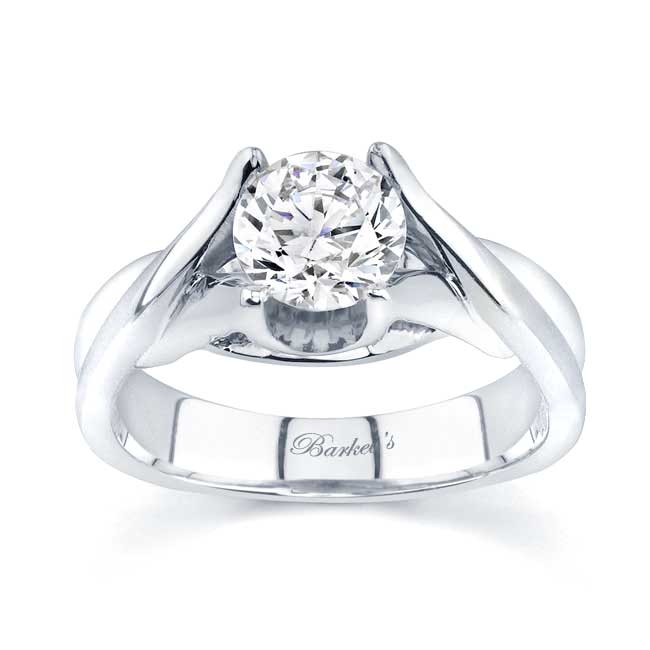 Solitaire Engagement Ring 7076L