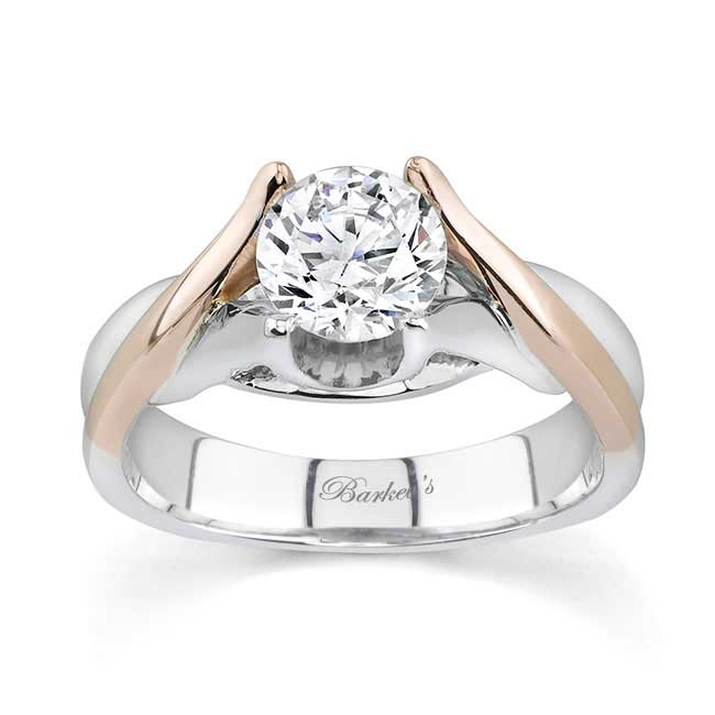 Solitaire Engagement Ring 7076L Image 1