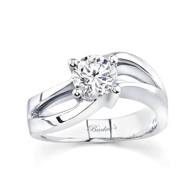 Solitaire Engagement Ring 7077L