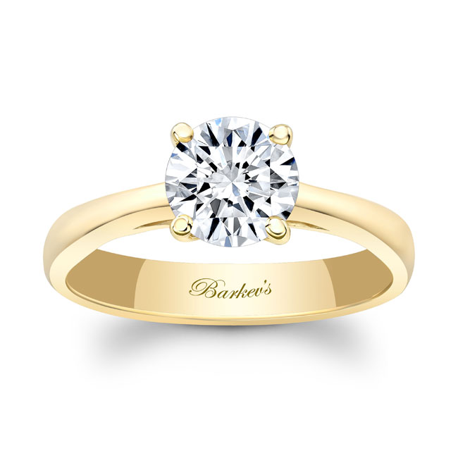 Solitaire Engagement Ring 7081L
