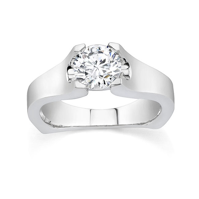 Solitaire Engagement Ring 7083L Image 1