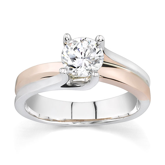 Solitaire Engagement Ring 7086L