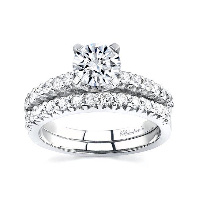 White Gold Bridal Set 7199S