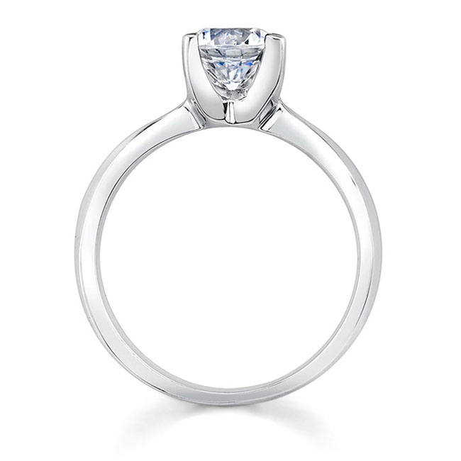 Solitaire Engagement Ring 7502L Image 2