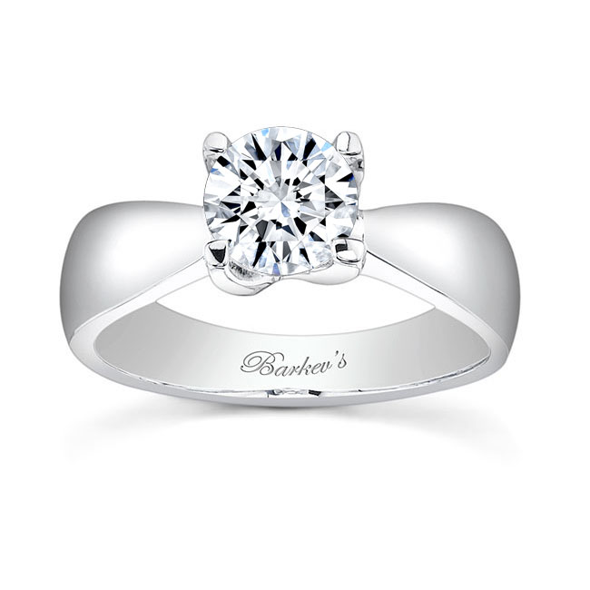 Solitaire Engagement Ring 7502L Image 1