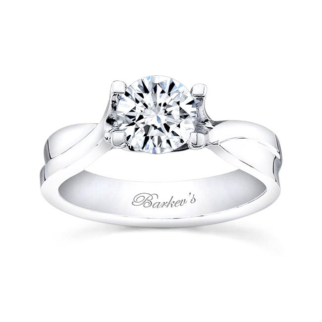 Solitaire Engagement Ring 7504L Image 1