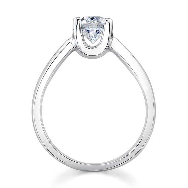 Solitaire Engagement Ring 7505L Image 2