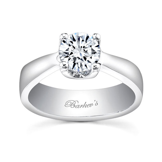 Solitaire Engagement Ring 7505L Image 1