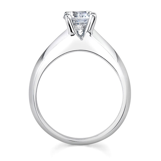 Solitaire Engagement Ring 7525L Image 2