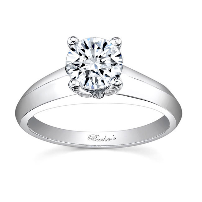 Solitaire Engagement Ring 7525L Image 1