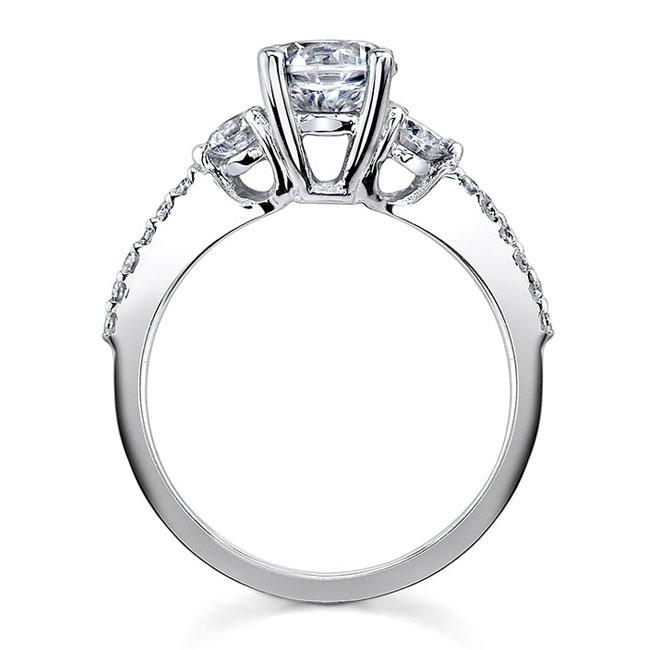 3 Stone Diamond Ring Image 2