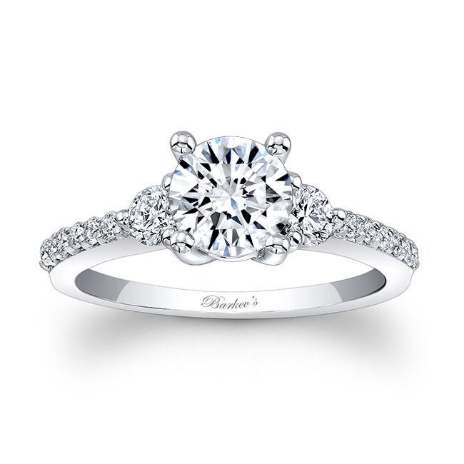 3 Stone Diamond Ring Image 1