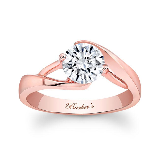 Solitaire Engagement Ring 7543L Image 1