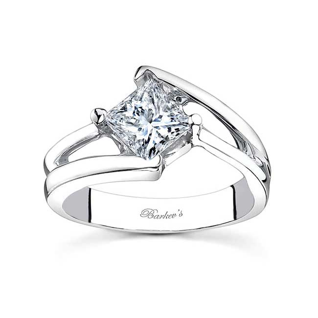 Solitaire Engagement Ring 7622L Image 1