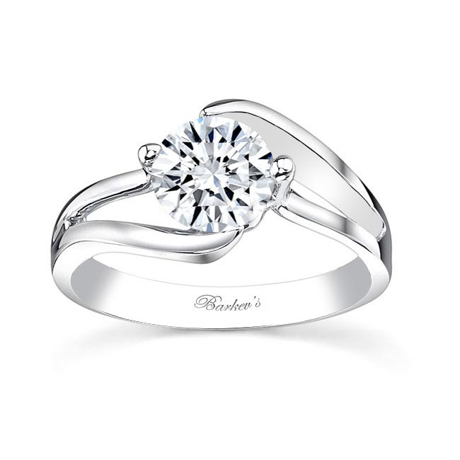 Solitaire Engagement Ring 7623L Image 1
