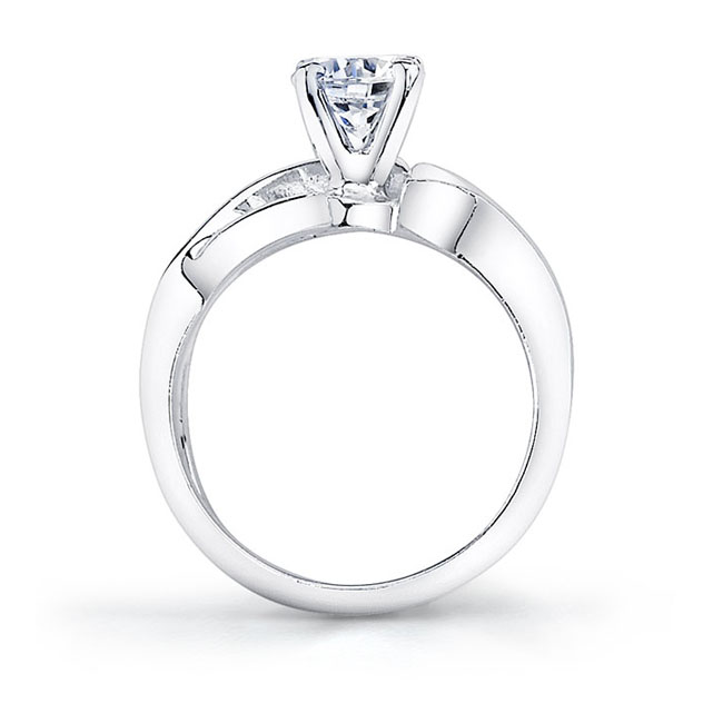 Solitaire Engagement Ring 7660L Image 2