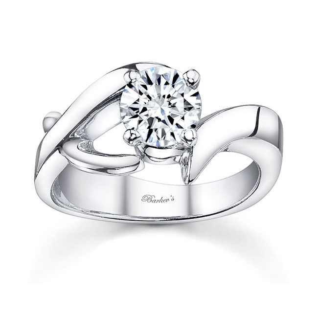 Solitaire Engagement Ring 7660L