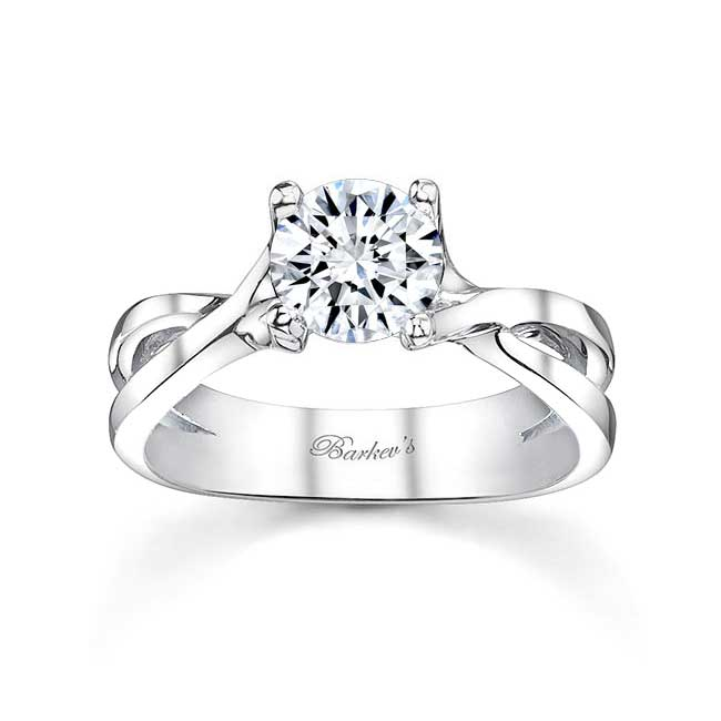 Solitaire Engagement Ring 7688L Image 1