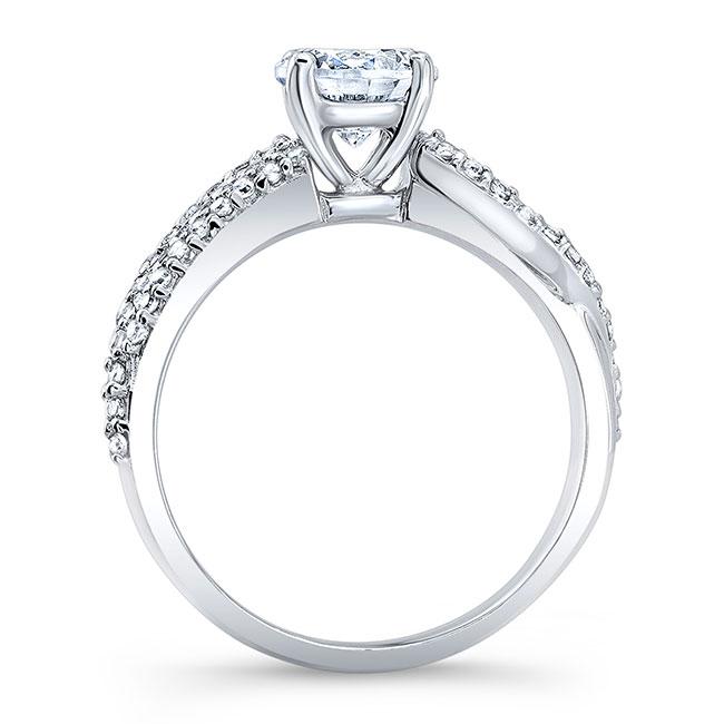 Unique Diamond Engagement Ring 7690L Image 2
