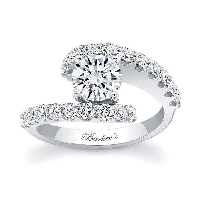 Split Shank Diamond Engagement Ring 7737L