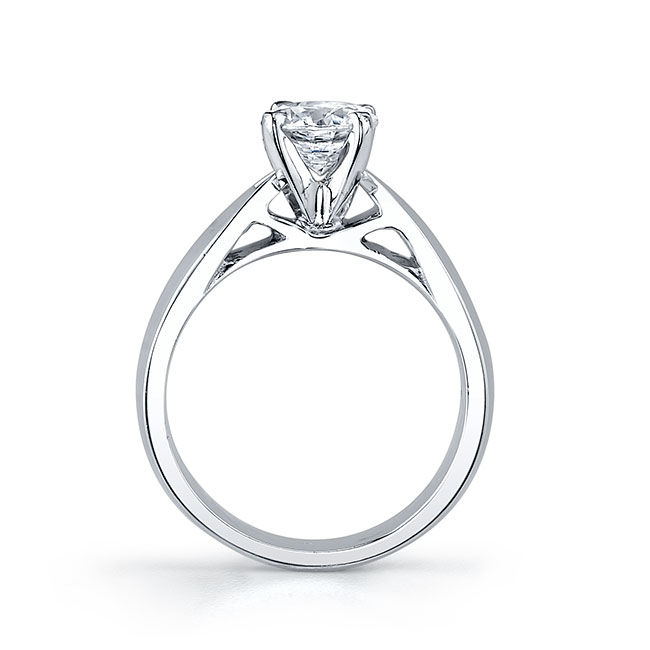 Solitaire Engagement Ring 7782L Image 2