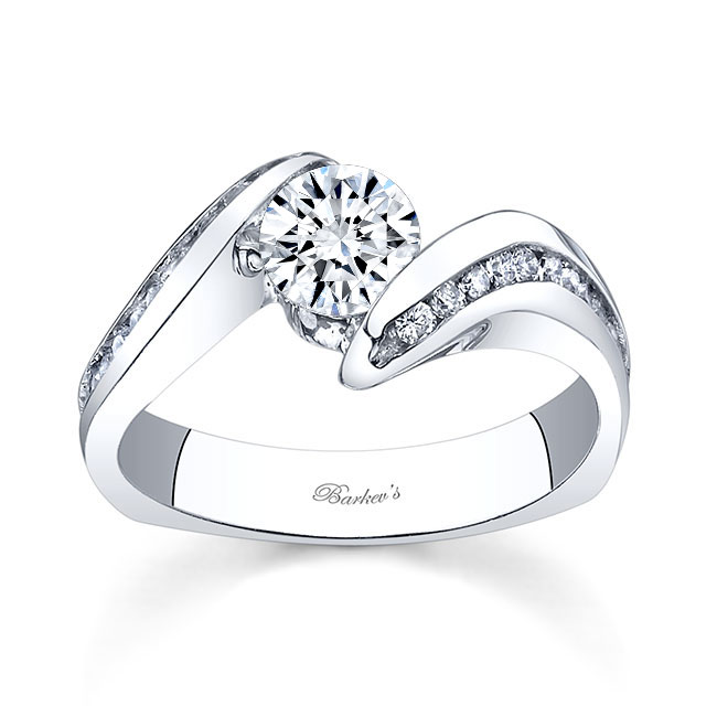 Diamond Engagement Ring 7784L